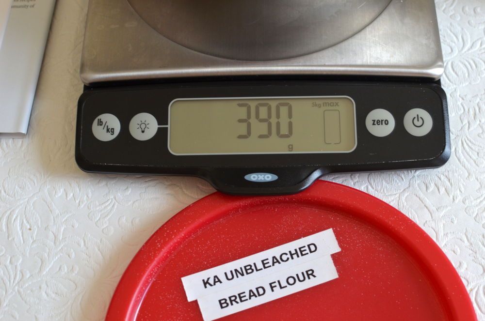 Do yourself a favor and get a digital scale if you don't already have one. The's no better way to ensure accurate measurements which give you the most reliable results.