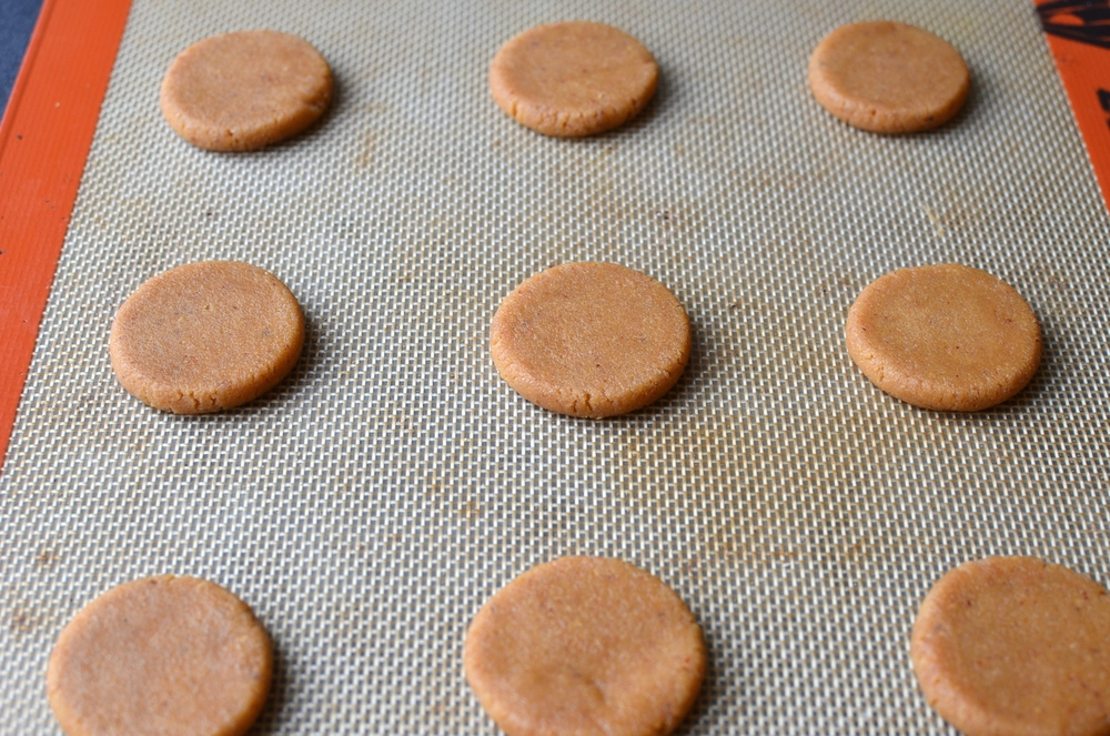 Continue until all 12 cookies are formed.