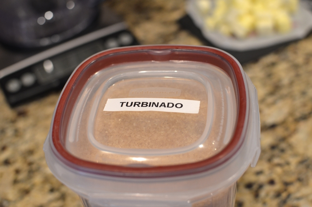 Grab some Turbinado sugar (sugar in the raw).