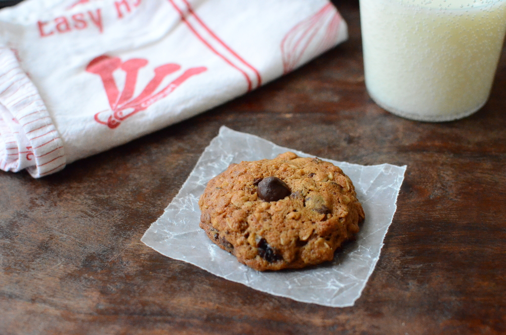Luxury Oatmeal Cookies - ButterYum