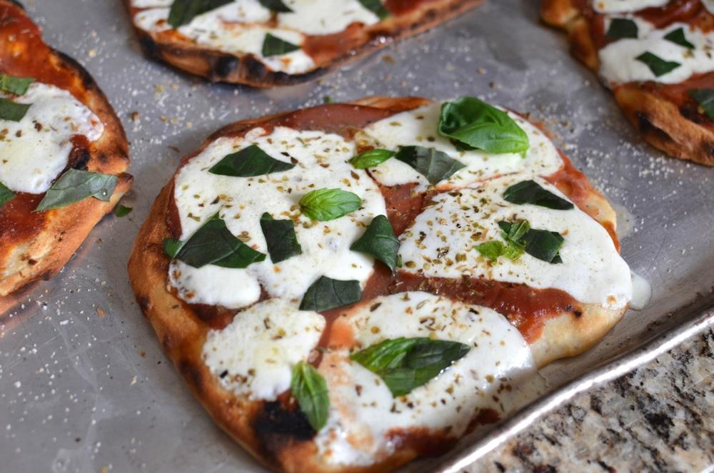 Pita Pizzas - ButterYum