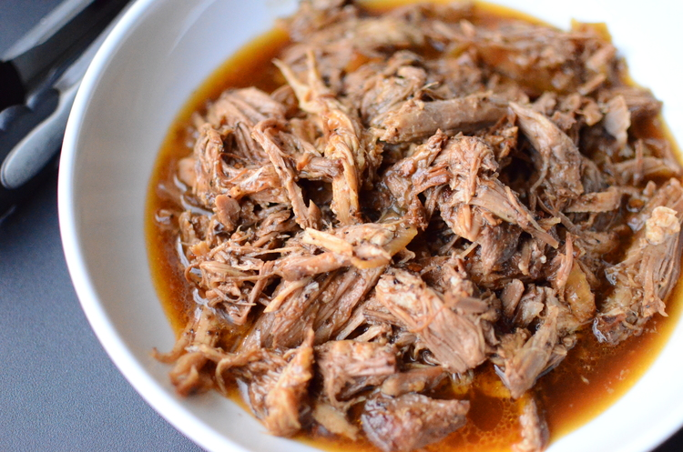 Sweet and Spicy Dr. Pepper Pulled Pork