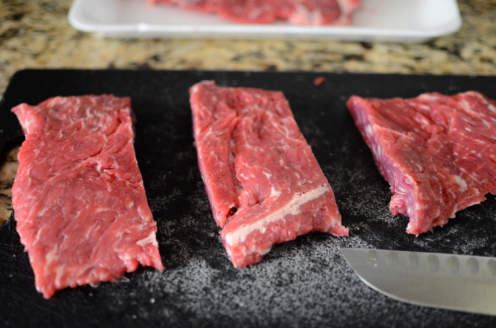 simple skirt steak recipe.  how to grill skirt steak.  marinated skirt steak recipe with photos.  how to cook skirt steak.