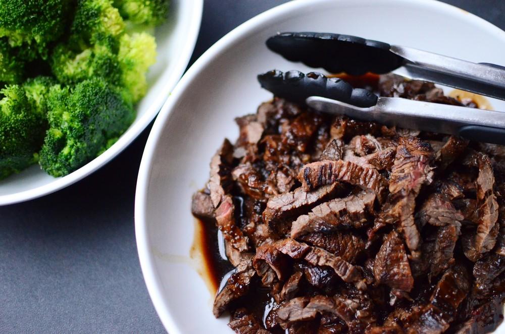Marinated Skirt Steak Recipe