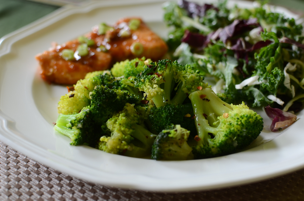 Spicy Asian Broccoli - ButterYum