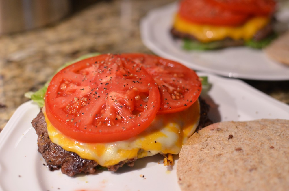 how to make the best burgers in a skillet or frying pan