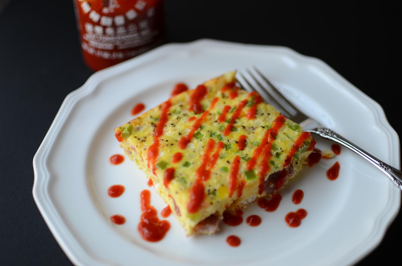 Baked Denver Omelet Butteryum A Tasty Little Food Blog