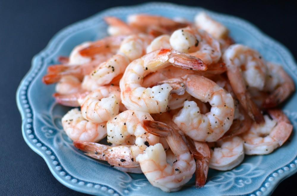 Ina's Oven Roasted Shrimp - ButterYum. how long to bake shrimp at 425. baked shrimp at 425. baking shrimp at 425. barefoot contessa's shrimp. barefoot contessa's baked shrimp. how to bake shrimp. how to cook shrimp in the oven. oven baked shrimp recipe. ina garten's baked shrimp.