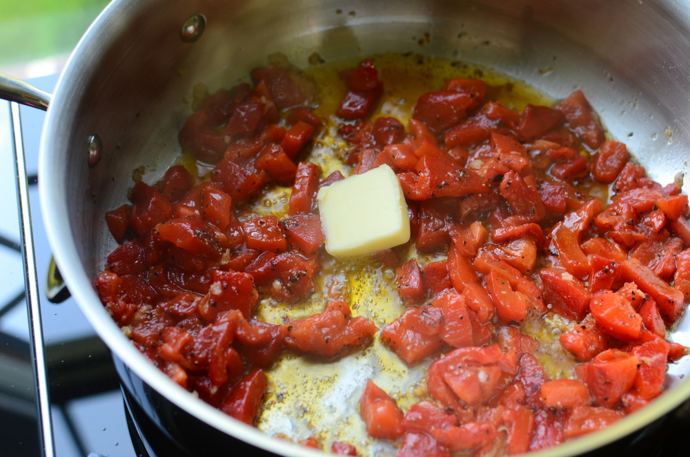 roasted red pepper sauce recipe