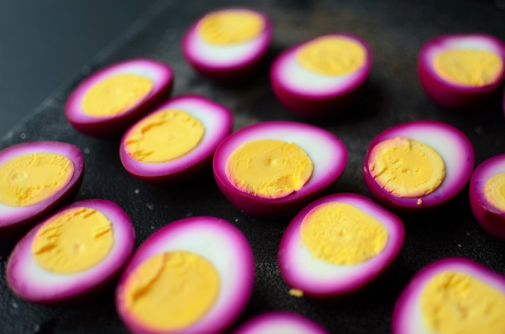 Pickled Beet Egg Recipe - ButterYum