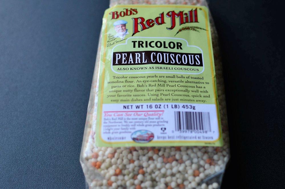 Pearl Couscous (aka Israeli Couscous)
