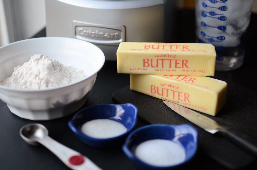 DIY All Butter Pie Crust - ButterYum
