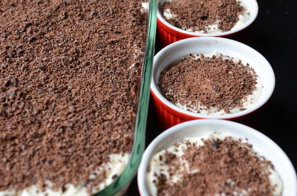 Updated Tiramisu recipe with NO RAW EGGS