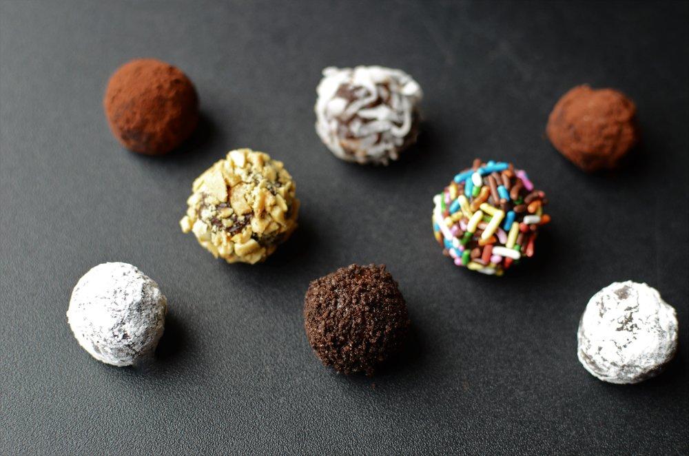 Chocolate Truffles - ButterYum —