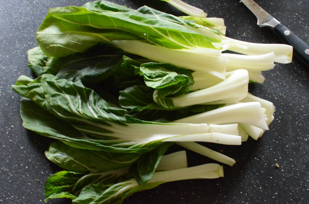 Awesome Asian-Inspired Bok Choy - recipe with how-to photos.