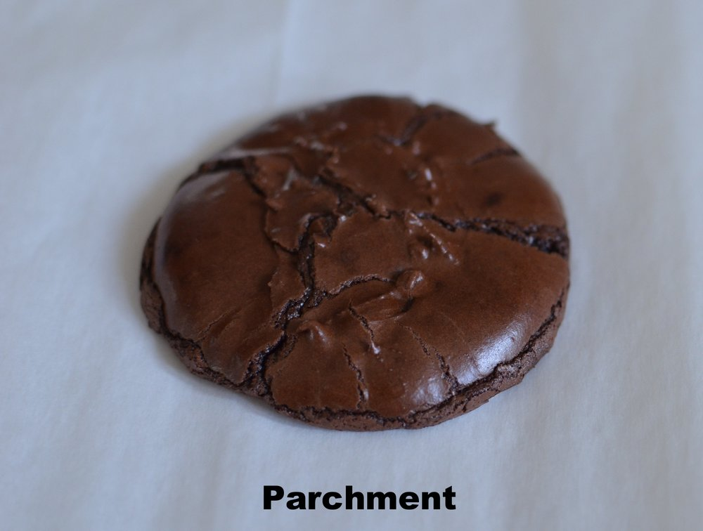 is parchment better than silicone when baking cookies?