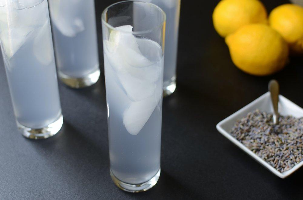 Lavender Lemonade - ButterYum