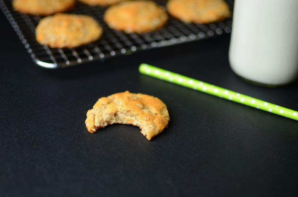 Lyle's Golden Syrup Cookies - ButterYum