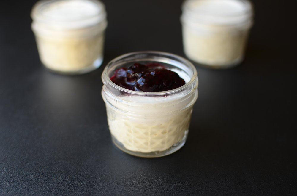 Sous Vide Cheesecake - ButterYum --