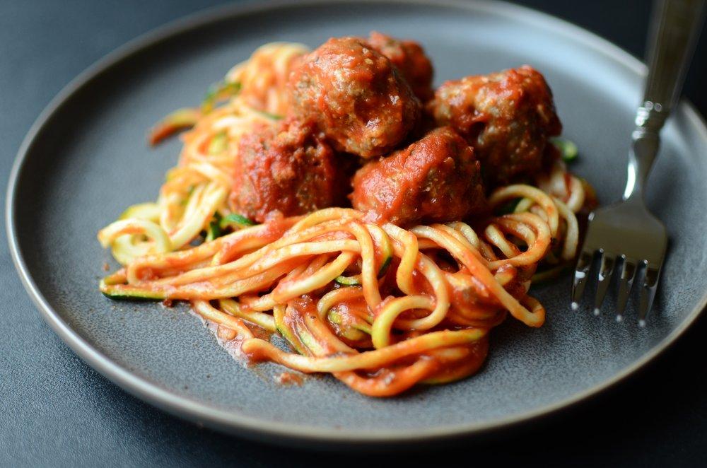 Keto Turkey Meatballs - ButterYum —