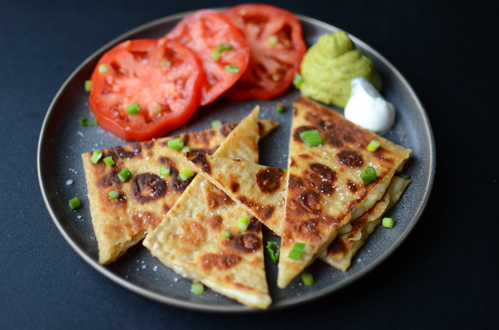 Keto Quesadillas - ButterYum --