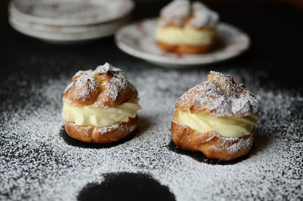 Cream Puffs - ButterYum —