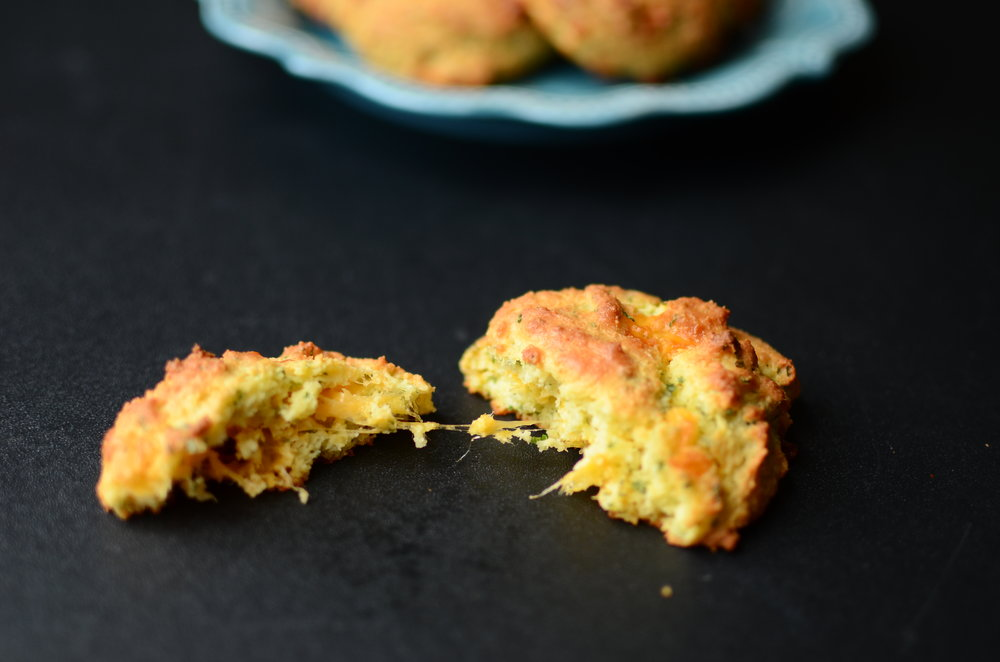ButterYum - Top 10 Recipes of 2018 - #1    Keto Cheddar Bay Biscuits
