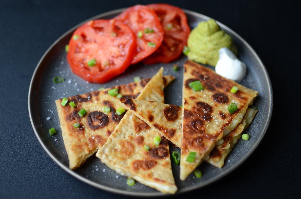 ButterYum - Top 10 Recipes of 2018 - #6    Keto Quesadillas