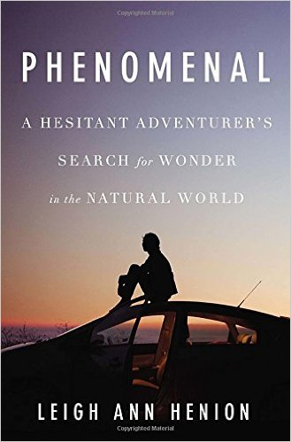 """I will never forget the incredibly kind, detailed email you sent after reading my manuscript. You told me that my story made you braver. I think your words did the same for me. Your positive feedback has given me fortitude throughout the revising process.""    -   Leigh Ann Henion,    author of PHENOMENAL: A HESITANT ADVENTURER'S SEARCH FOR WONDER IN THE NATURAL WORLD, published by Penguin Press"