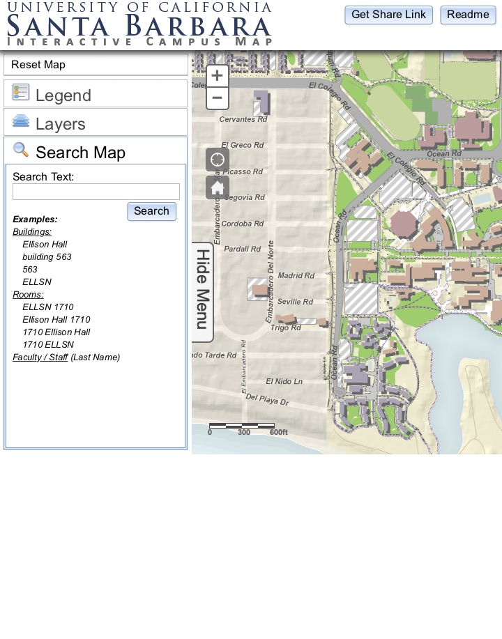 Uc Santa Barbara Campus Map 33rd Annual Los Angeles County