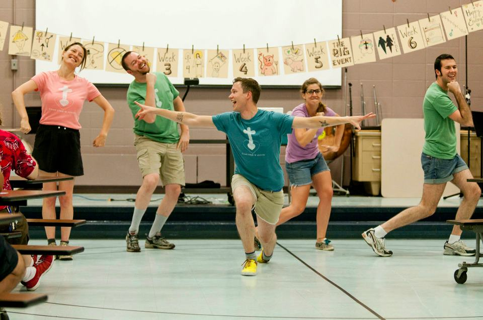 Ex-Gays, by Eric F. Avery, directed by Laura Leffler-McCabe, a Savage Umbrella production, 2011 - Photo by Stacy Schwartz