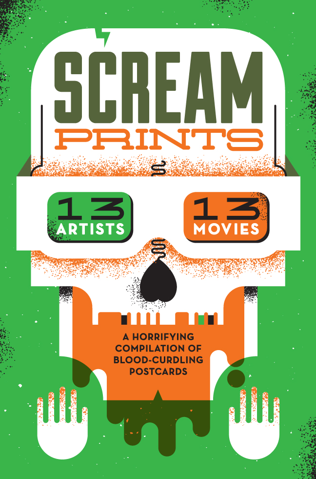 Follow screamprints.tumblr for more updates on this project!