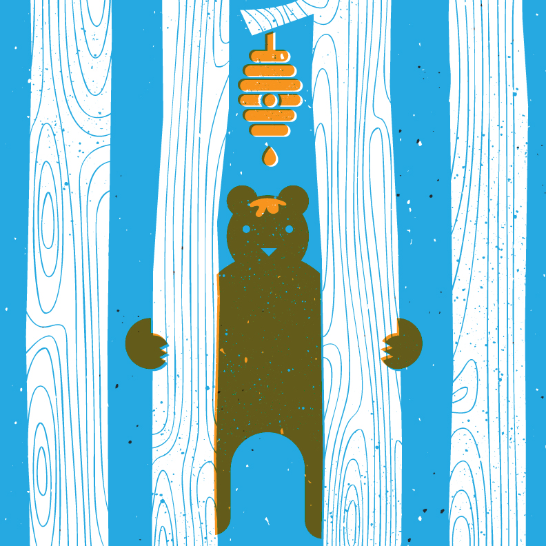 beastofburton :      Bear Blog Contributor #5    Ryan Brinkerhoff  -   Bearly Snackin'