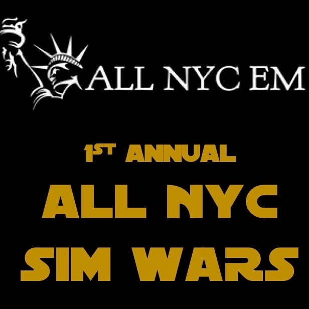 Upcoming Events — ALL NYC EM