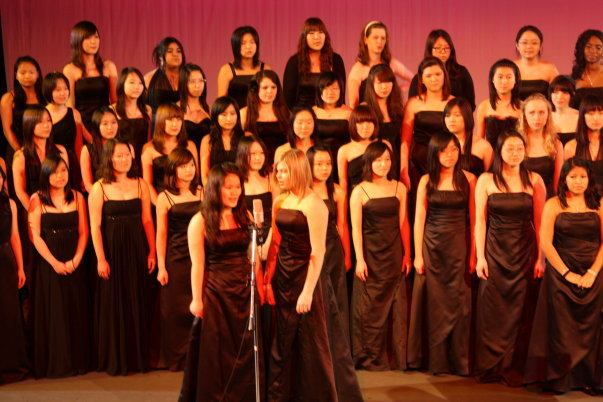 The Grier School Girls Choir - 2010