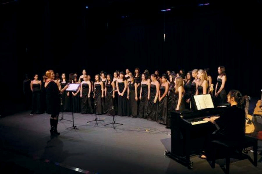 The Grier School Girls Choir - 2008