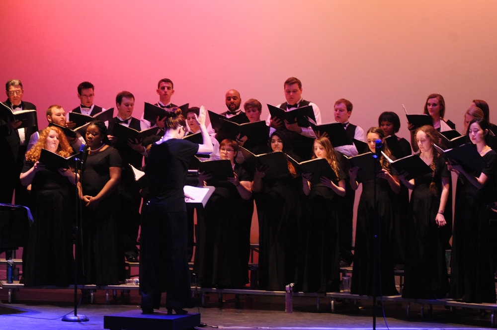 "Ivyside Pride Choir - ""Carmina Burana"" at the Misciagna Family Center for Performing Arts // April 2015"
