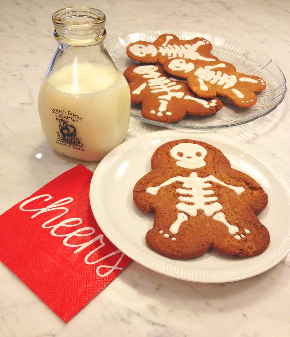 Slightly obese Gingerdead Men mean more to love!