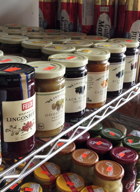 Lingonberries galore!