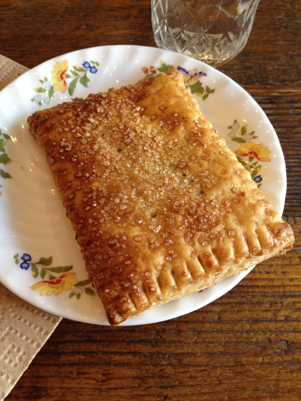 """Adorable and delicious """"PopTart"""" hand pies."""