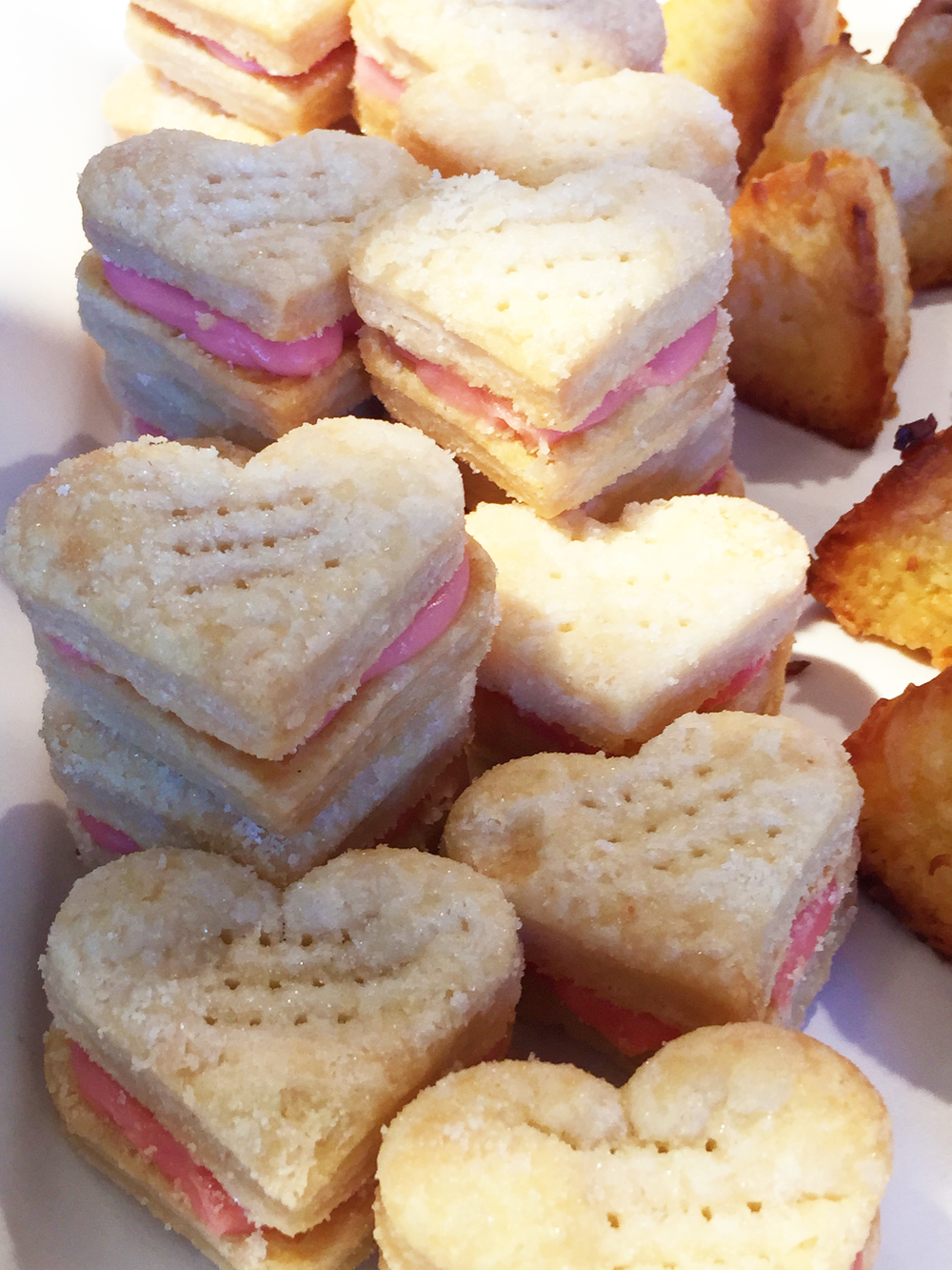 Valentine's Day-themed Sweetheart Cookies