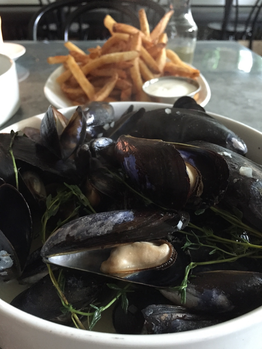 Red Cow -  Moules Frites