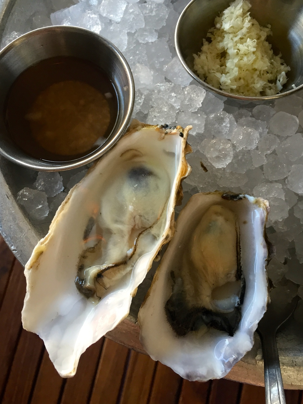Arcadia Point Oysters, Hammersley, WA