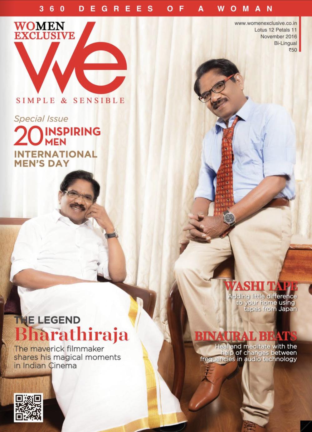 BHARATHIRAJA | Film Maker / Writer / Actor