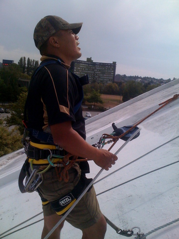 Rope Access Training — RopeTeams.com Work At Height