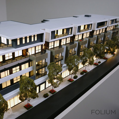 Folium Display Suite Model