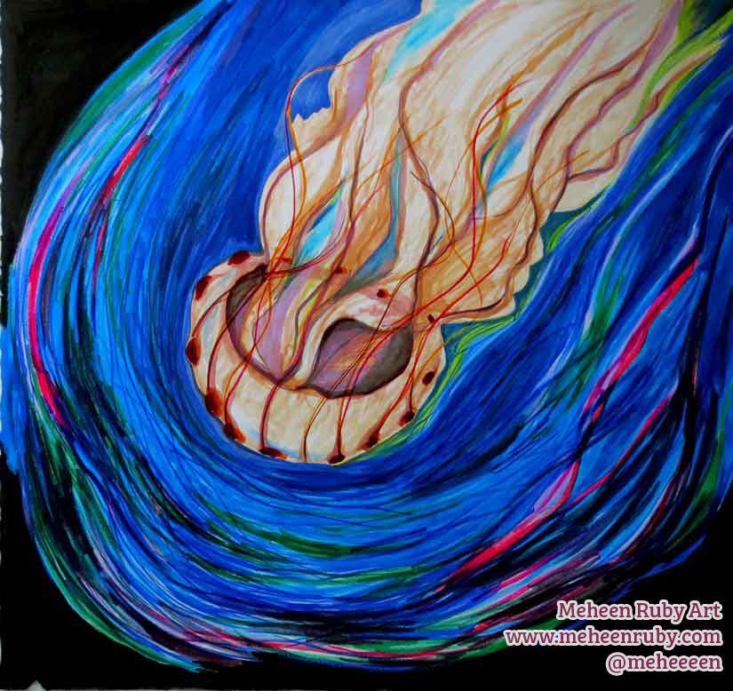 Cnidarian Rising - Flow