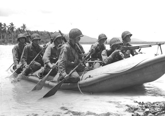 MARSOC units will be renamed in June for the Marine Raiders, who fought in World War II. (Photo: Marine Corps)