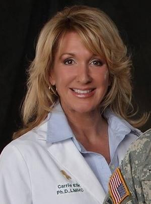 Dr. Carrie Elk:        CEO of The Elk Institute