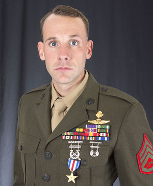 Staff Sgt. Robert T. Van Hook